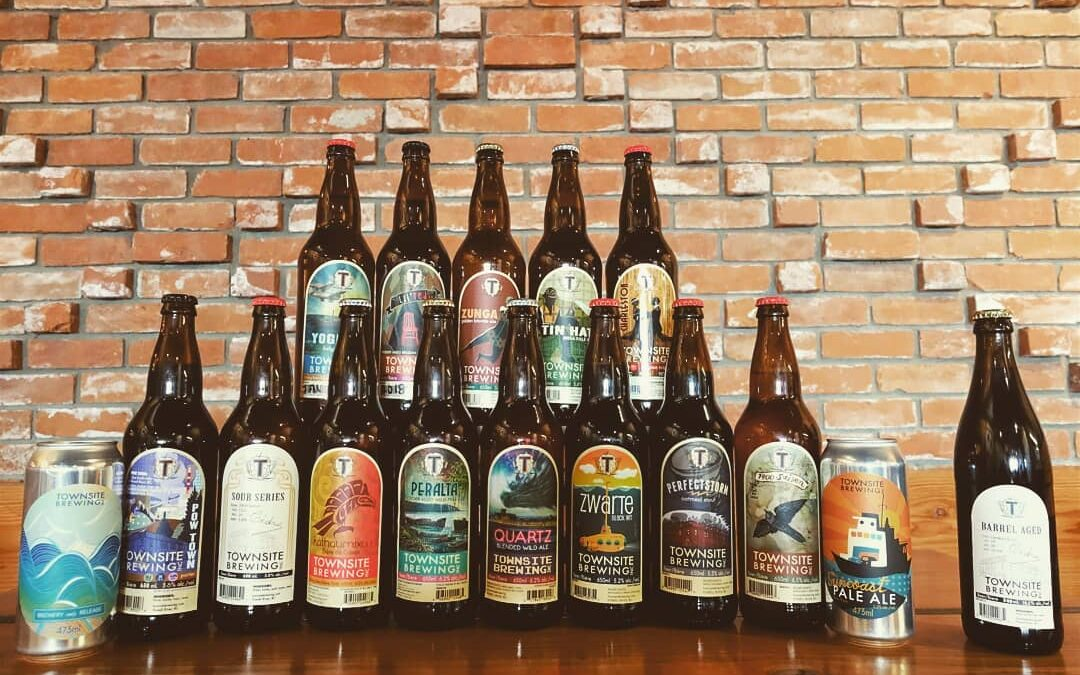 Tainted Beer from Townsite